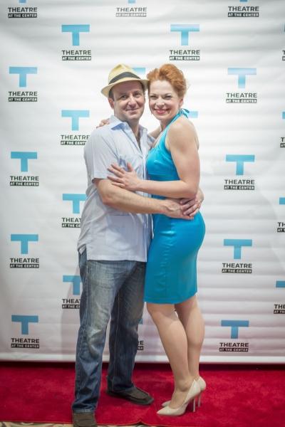 Stef Tovar and Colette Todd