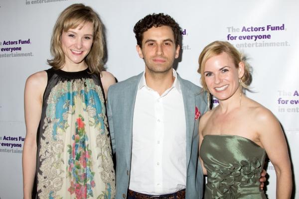 Jill Paice, Brandon Uranowitz, Jennie Ford