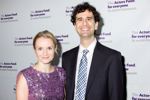 Photo Coverage: Broadway Gathers to Celebrate Morgan Freeman and Michael Bloomberg at The Actors Fund Gala