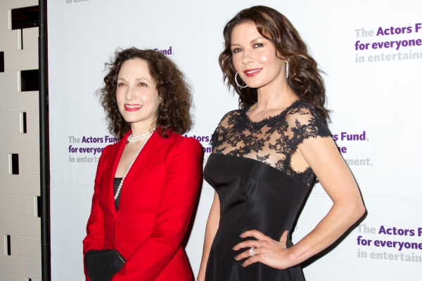 Bebe Neuwirth, Catherine Zeta-Jones