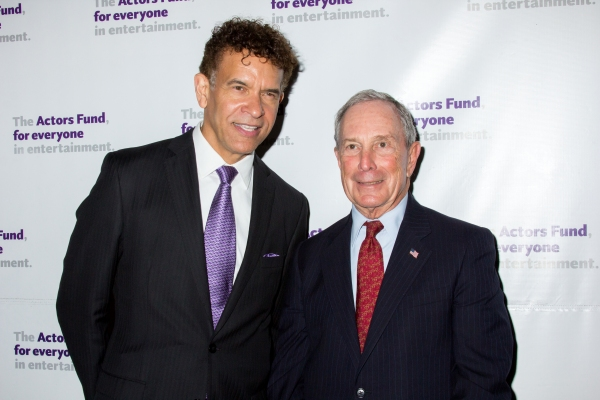 Brian Stokes Mitchell, Michael Bloomberg