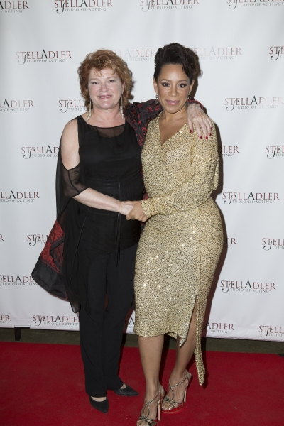 Kate Mulgrew and Selenis Leyva