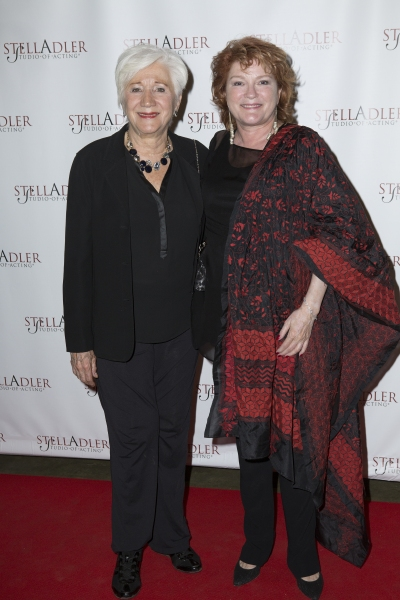 Olympia Dukakis and Kate Mulgrew