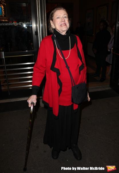 Photo Flash: Remembering Elizabeth Wilson