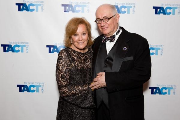 Cynthia Harris & Simon Jones Photo