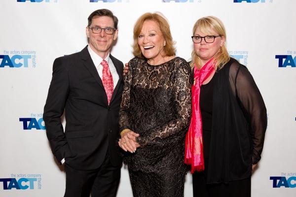 Scott Alan Evans, Cynthia Harris, Jenn Thompson Photo