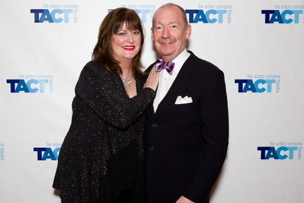 Ann Hampton Callaway & Stephen Lindemuth (TACT Board of Directors)