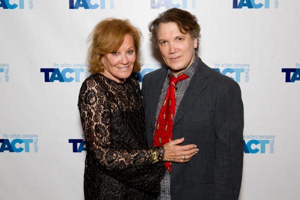 Cynthia Harris & Charles Busch Photo