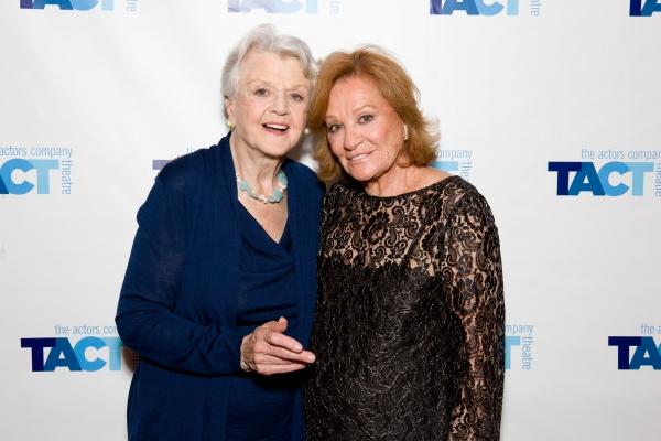 Angela Lansbury & Cynthia Harris
