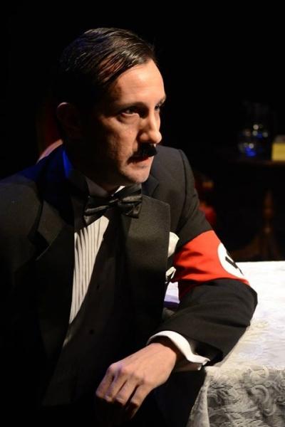 David Gautschy as Adolf Hitler