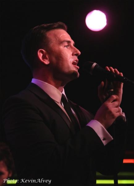 Photos: Laura Osnes Joins Daniel Reichard in Concert at Birdland