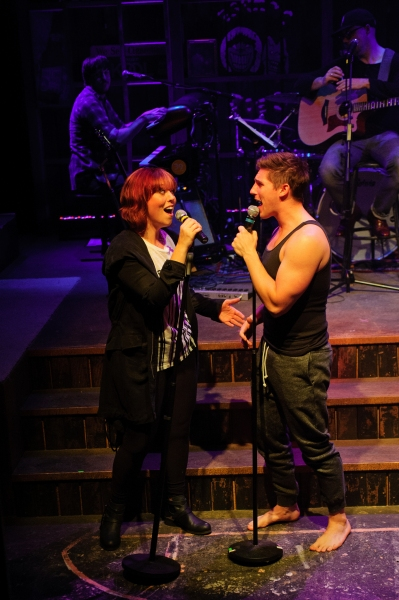 Shanna Jones and Curt Hansen