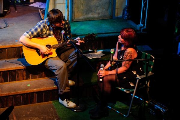 David George and Shanna Jones