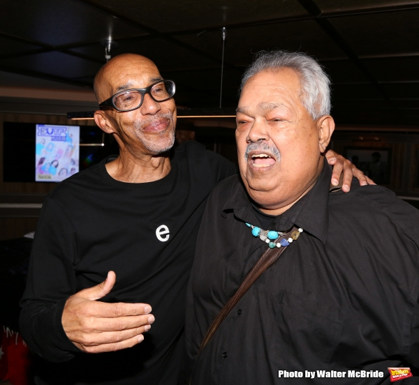 Reg E. Gaines and Miguel Algarin