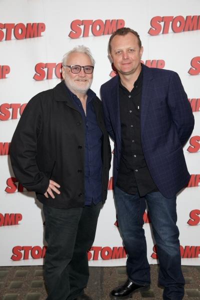Steve McNicholas & Steve Cresswell