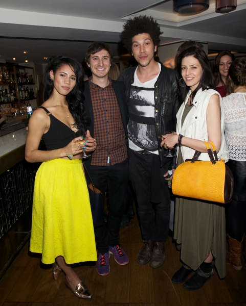 Photo Flash: STOMP Celebrates 13th Birthday with Star-Studded Gala