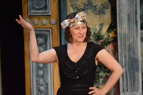 Photo Flash: First Look at Porchlight Revisits... MACK AND MABEL, Continuing Tonight