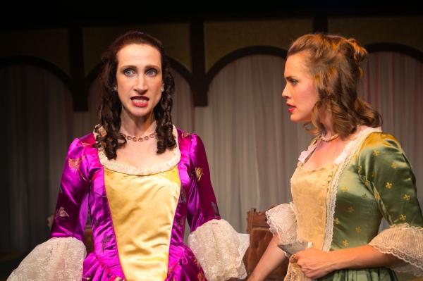 Rebecca Bossen & Maryanne Henderson Photo