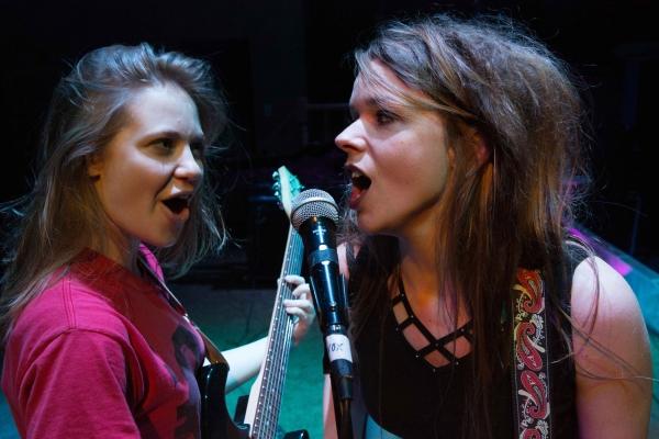 Alison Hixon and Annie Prichard Photo