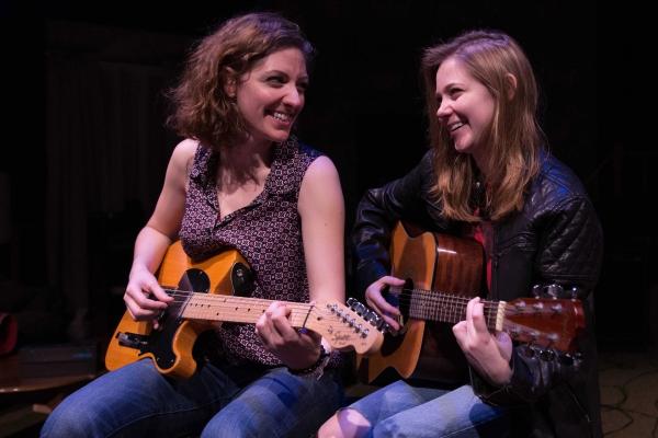 Courtney Jones and Alison Hixon Photo
