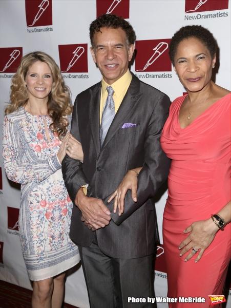 Kelli O'Hara, Brian Stokes Mitchell and Allyson Tucker Photo