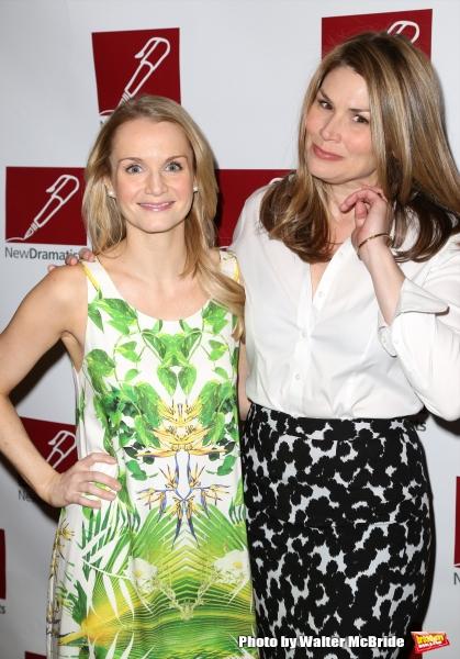 Kate Reinder and Heidi Blickenstaff