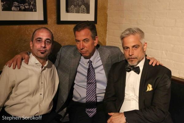 Ray Marchica, Bernie Furshpan, Sean Harkness