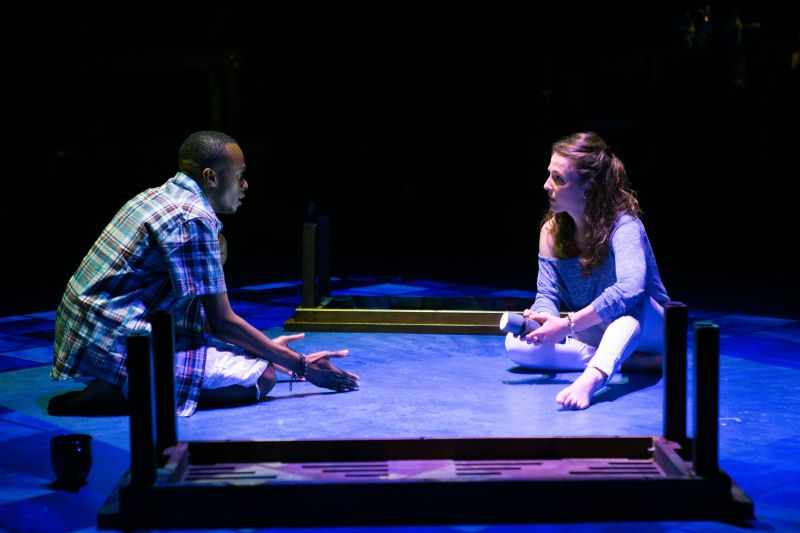BWW Reviews: DONTRELL, WHO KISSED THE SEA Artfully Balances Poetry and Practicality