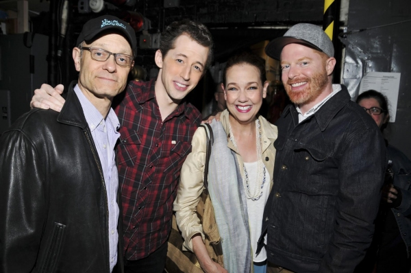 David Hyde Pierce, Josh Grisetti, Harriet Harris, Jesse Tyler Ferguson