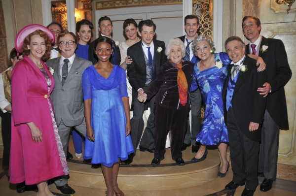 Charlotte Rae & Cast of IT SHOULDA BEEN YOU