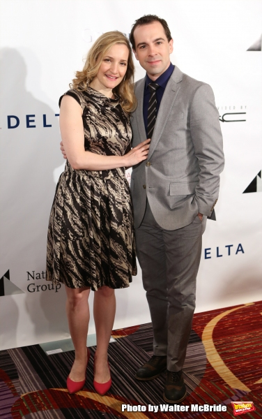 Rob McClure and wife Maggie