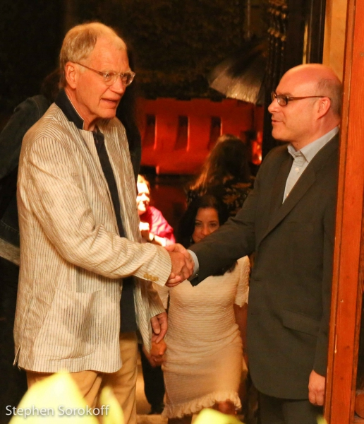 David Letterman & Michael Gyure