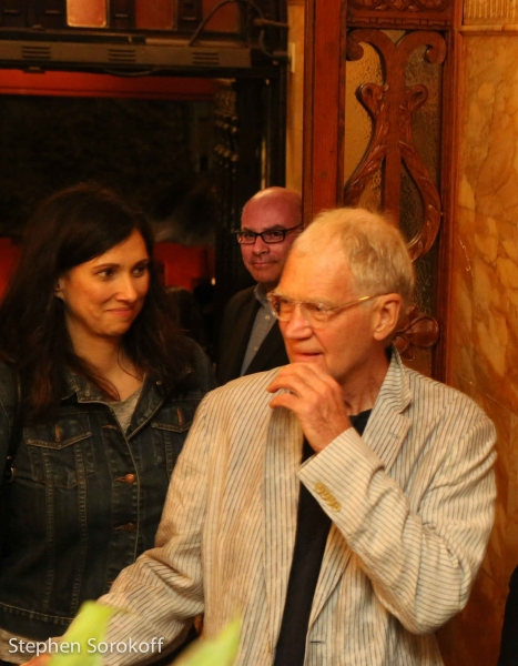 Photo Coverage: David Letterman Hosts Party at Friars Club as THE LATE SHOW Comes to an End