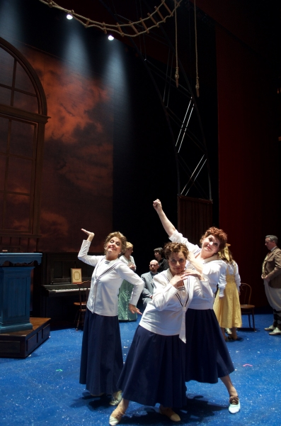 BWW Exclusive! Photo Flash: A Two-Show Day at TUTS' THE MUSIC MAN with Charles Swan