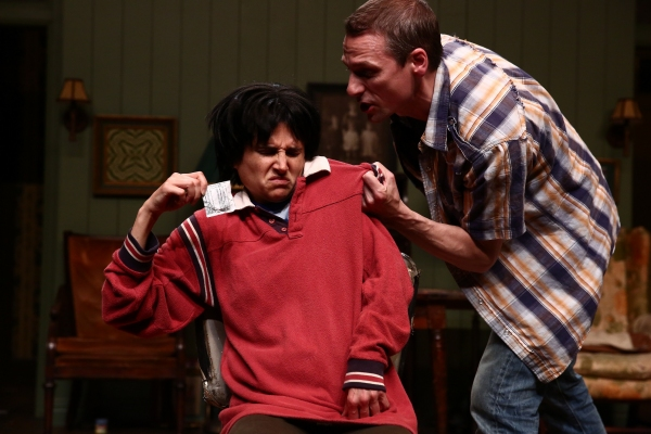 Photo Flash: First Look at Elevator Repair Service's THE SOUND AND THE FURY at The Public