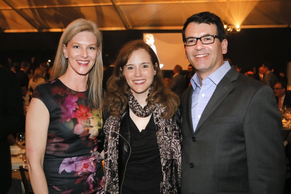 Photo Flash: THE HERD, Gary Sinise and More Help Steppenwolf's Gala 2015 Raise $1.2 Million