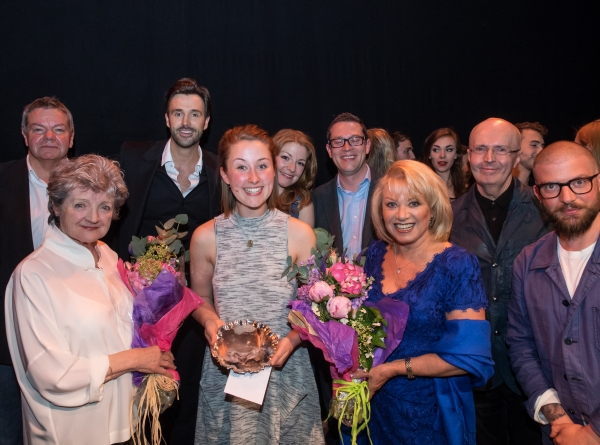 Stephen Sondheim Society Student Performer of the Year 2015