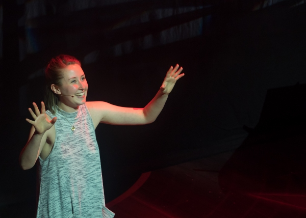 Photo Flash: Erin Doherty Wins Stephen Sondheim Society's 2015 Student Performer of the Year