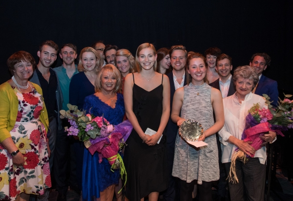 Photo Flash: Erin Doherty Wins Stephen Sondheim Society's 2015 Student Performer of the Year