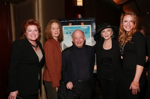 Cast members Kate Mulgrew, Kristin Griffith, Wally Shawn, Judy Collins and Julie Lynn Mortensen