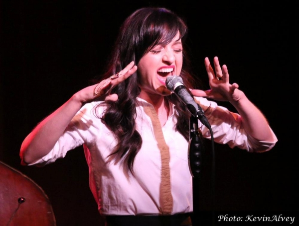 Photo Flash: Lena Hall, Hugh Panaro and More Join Jamie deRoy at Birdland