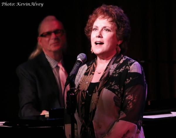 Ron Abel and Judy Kaye
