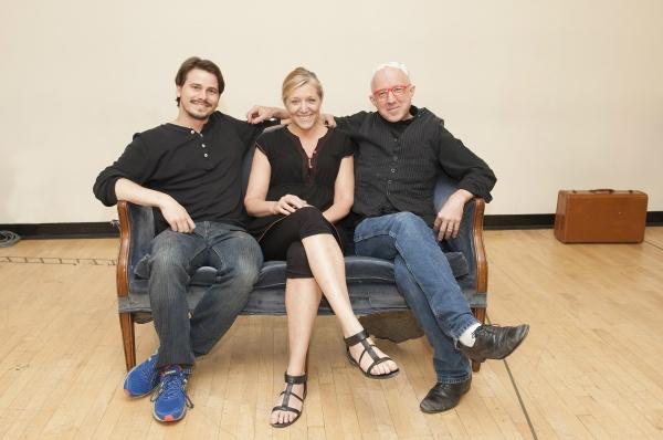 Jason Ritter, Mary McCann and Arliss Howard