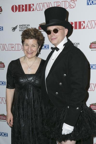 Lisa Kron and Michael Cerveris