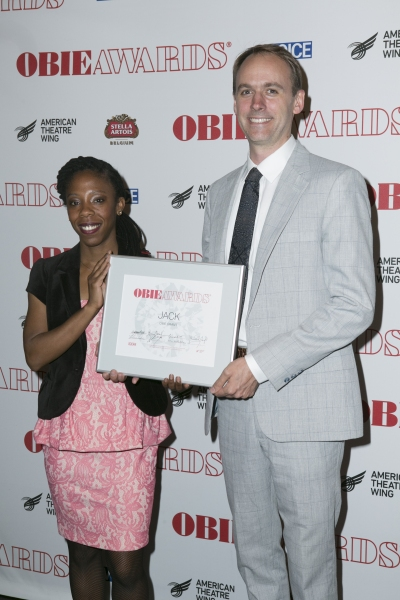 Photos: Off-Broadway's Finest Celebrate Wins at the 60th Annual Obie Awards!