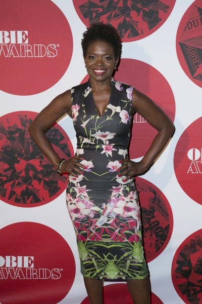 Photo Coverage: On the Red Carpet for the 60th Annual Obie Awards!