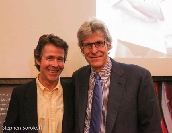 Miles Chapin & Ted Chapin