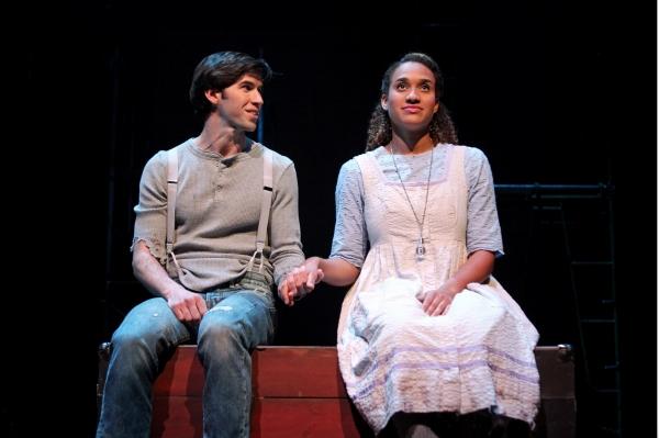 Wyatt Fenner and Gabrielle McClinton