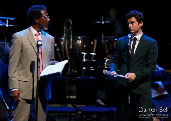 Clark Peters & Jonathan Groff