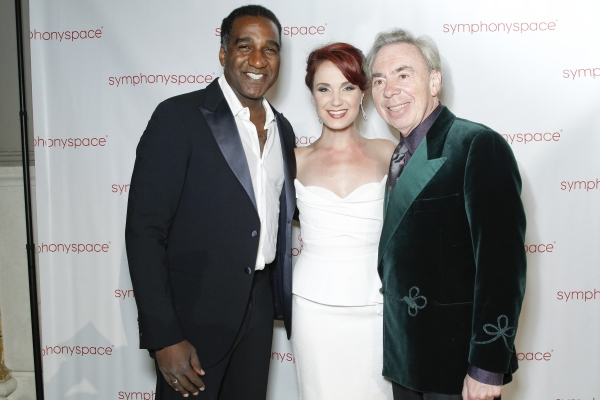 Photo Flash: Sierra Boggess, Norm Lewis & More Honor Hal Prince at Symphony Space's 2015 Gala